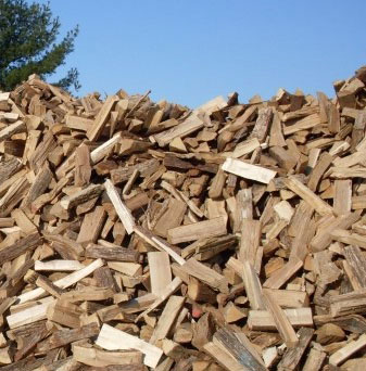 our firewood